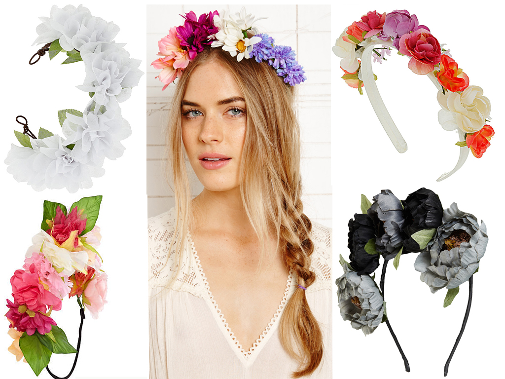 Trend Alert Floral Headbands – Fashionably Informed Daily