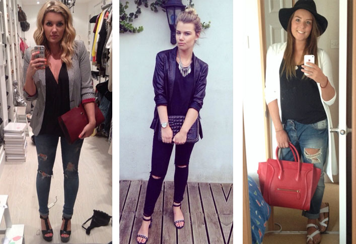 TIW Trend Tuesdays: It's all about ripped jeans this week… | Today ...