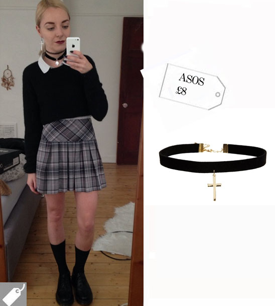 Check out this halloween outfit inspired by the craft that we d