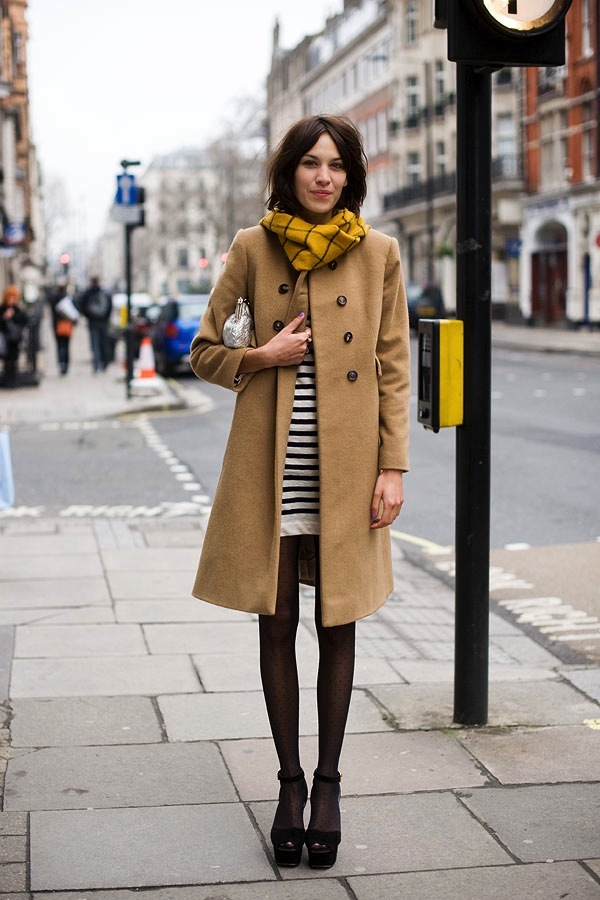 Get the London look (for winter)