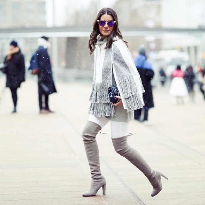 Style Over The Knee Boots - Yu Boots